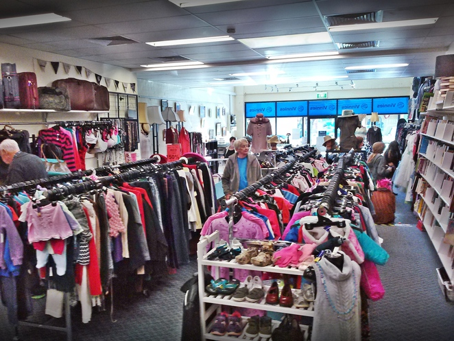 vinnies, queanbeyan, op shops, op shopping, NSW, ACT, canberra, thrift store, second hand,