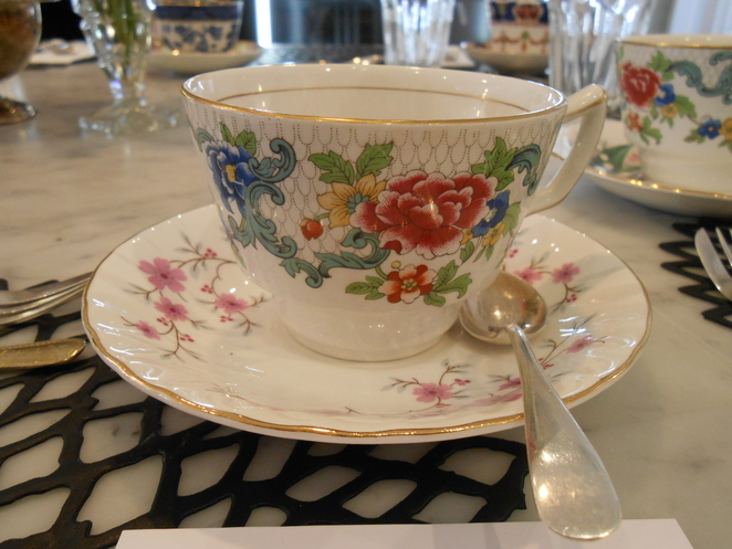 vintage china rochelle adonis