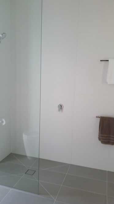 Walk in Modern Shower