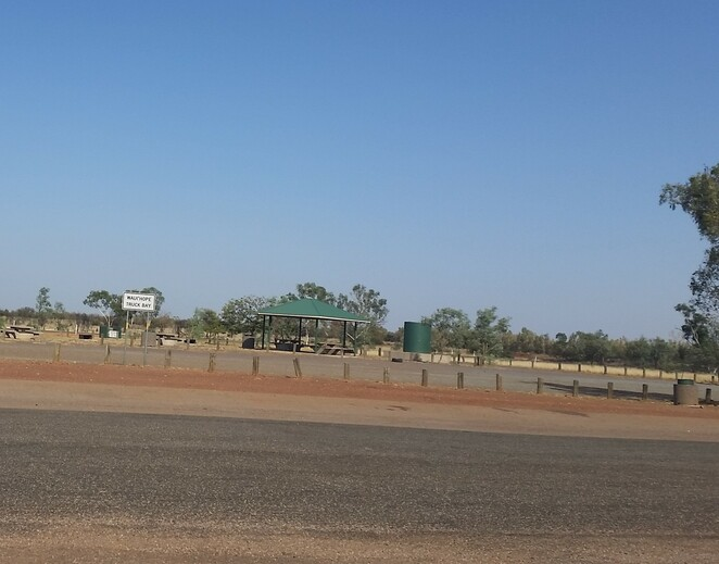 Wauchope, near Devils Marbles, Northern Territory, mining town