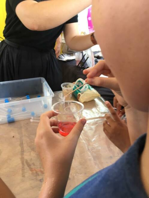 Fabulous learning experiences for kids at the World Science Festival Brisbane