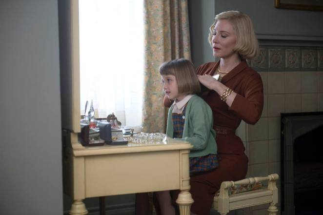 Carol with her daughter