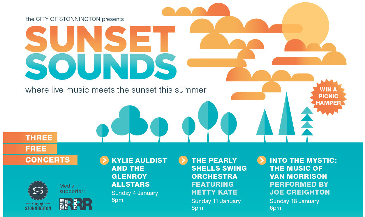 Sunset Sounds Free Outdoor Concerts - Melbourne - by Nadine