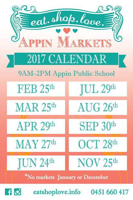 appin markets, day trips from sydney