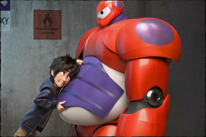 big hero 6, film reviiew, movie review, disney