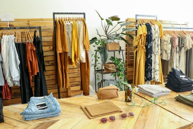 See slow fashion at Biome's Collective