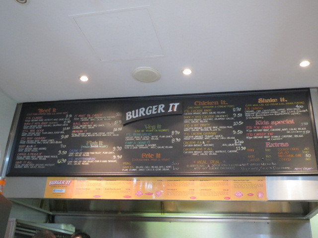 Burger It, Adelaide