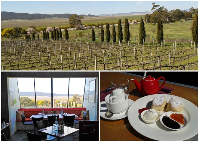 cafe lerida, canberra, ACT, breakfast, lunch, views, lookouts, winery, wines,