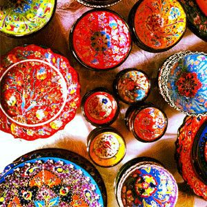 Stunning Turkish ceramics