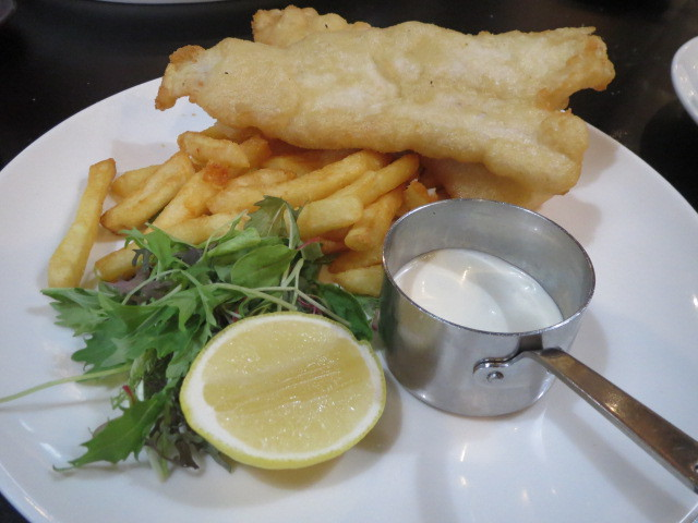 Char, Highlander Hotel, Fish and Chips, Adelaide