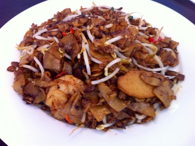 Char kuey teow Little Chilli Padi