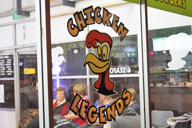 chicken legends, takeaway, fish and chips, chicken shop, burgers