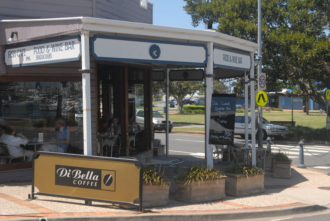 Fish Cafe, Manly