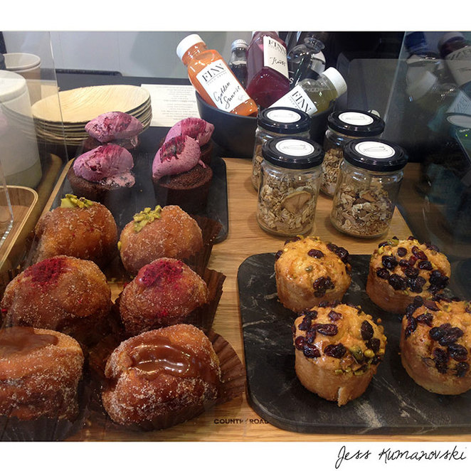 country road kiosk, country road, kiosk, miss ladybird cakes, melbourne, pop up, coffee