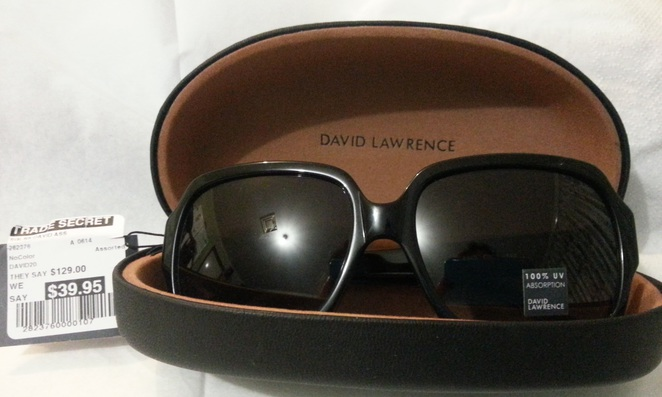 David Lawrence Sunglasses
