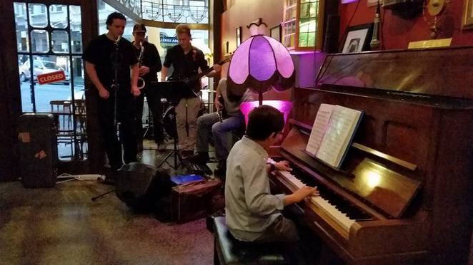 Dog With Two Tails, Cafe, Dunedin, Jazz Night, Music, Live