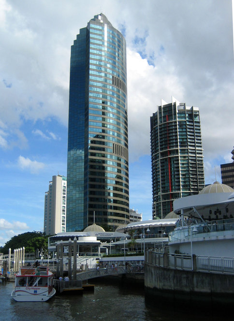 Office Buildings at Eagle Street Pier