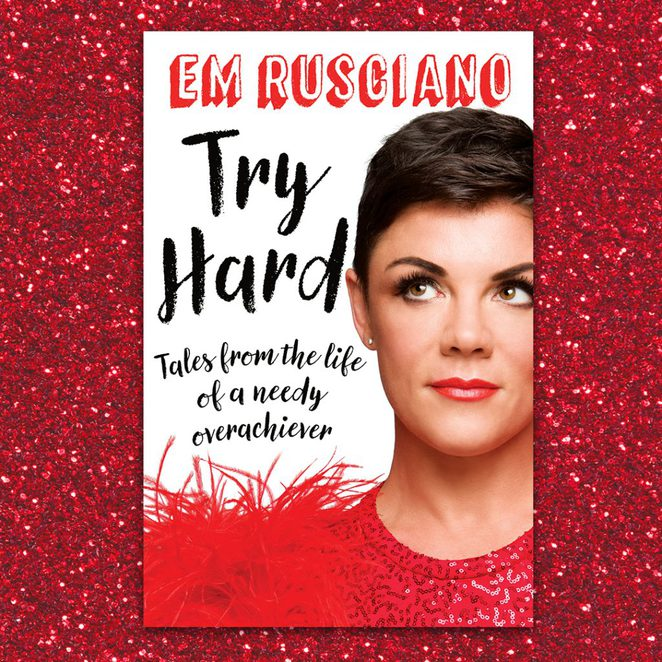 Em Rusciano, Try Hard Tour, Australian comedy, Australian singers, Astor Theatre Perth, live shows Perth