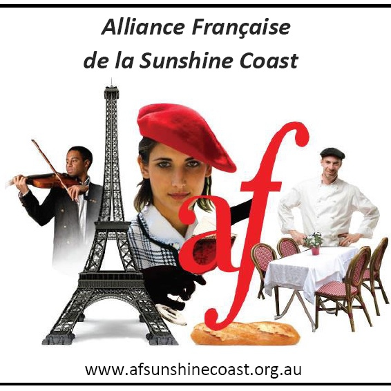 French Film Festival, Alliance Francaise de la Sunshine Coast, opening and gala soiree, Noosa cinemas, Black Pepper Cafe at Noosa, In Bed With Victoria, Kalinka, Monsieur Chocolat, Padstows, Majestic Cinemas Nambour, La Folle Histoire De Max Et Leon, The Land Of The Moon, The Bison Bar, Big Screen Cinemas Caloundra, welcome party, English sub-titles