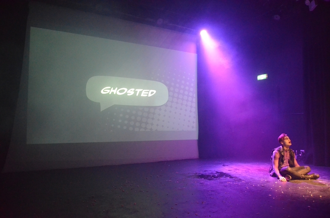 Ghosted Appearing in a Theatre Soon