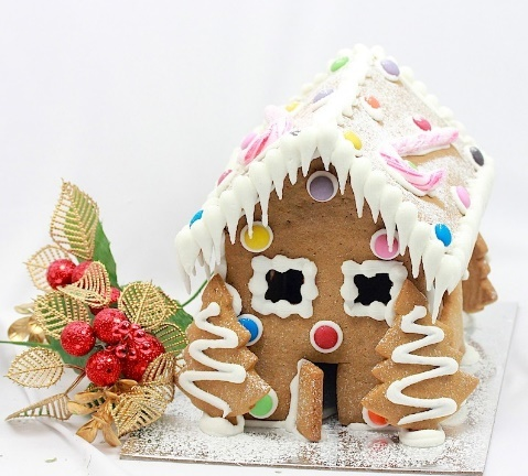 Gingerbread House Making Workshop, North Manly