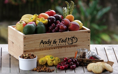 andy and ted, fruit, vegetables, save money, delivery, produce, fresh, deli, spices, sydney