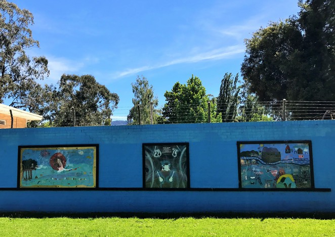 Healesville Outdoor Swimming Pools Queens Park Art Day Trip Family