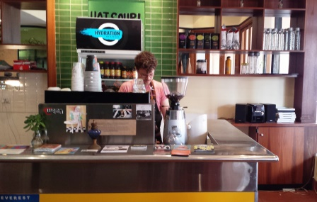 Hot Soup!, Fremantle, coffee, pay it forward