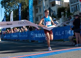 Imagine how good you'll feel once you cross the finish line/Image by Barry Alsop Photographer Eyes Wide Open Images