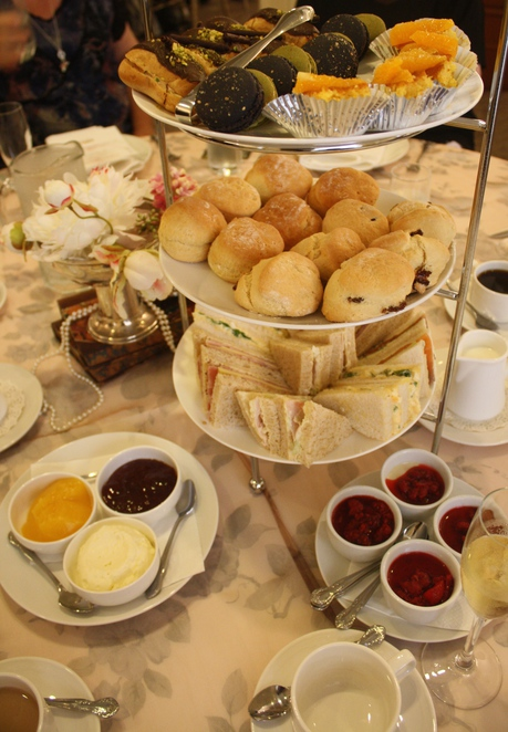 The Authentic High Tea Experience