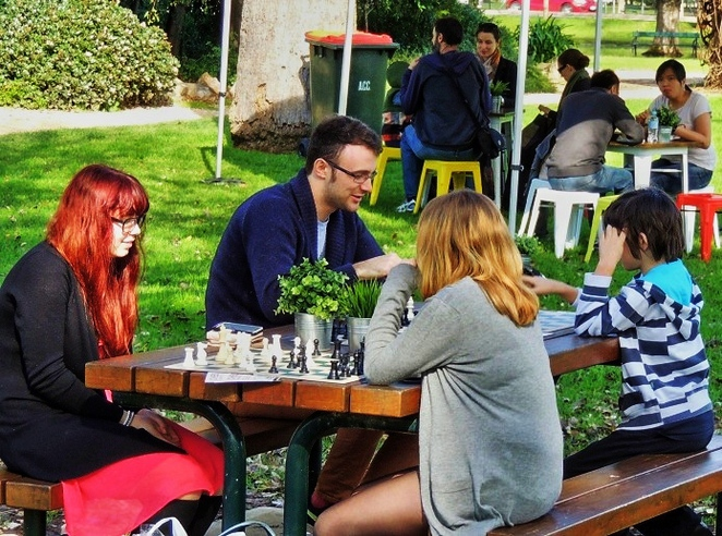in adelaide, chesslife, activities for kids, north terrace, free events, free things to do, family entertainment, chess