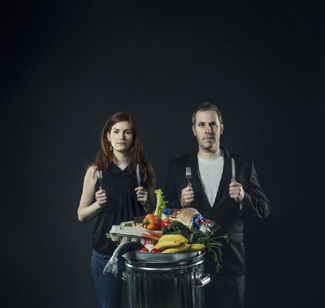 Just Eat It! - a food waste story