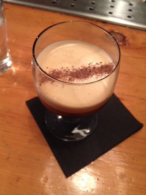 Kid Boston Espresso Martini
