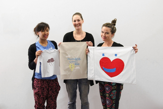 Learn to Screen Print in a Day