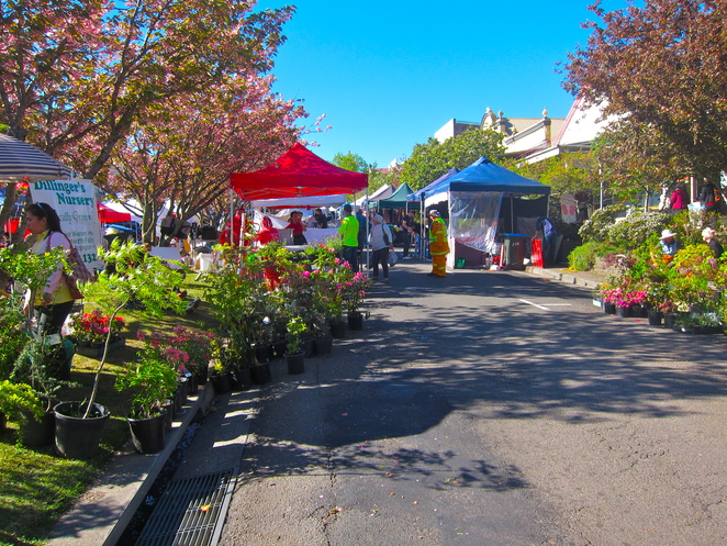 Leura Village Fair 2012