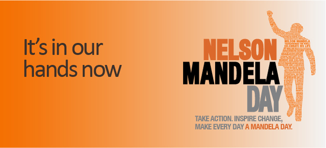 Mandela Day - giving back to your community