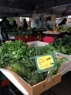 Market, Organic, Saturday, Vegetables, Herbs, Salad, Family