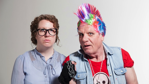 Melbourne Fringe Festival, The Dad show,