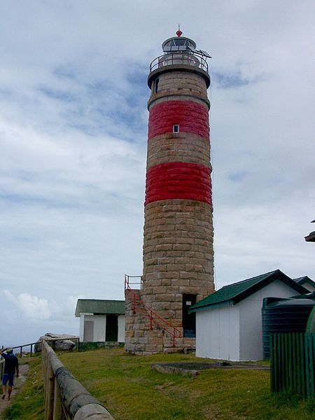 Photo of Cape Moreton LIghthouse courtesy of Wikipedia (Philip Rickerby)
