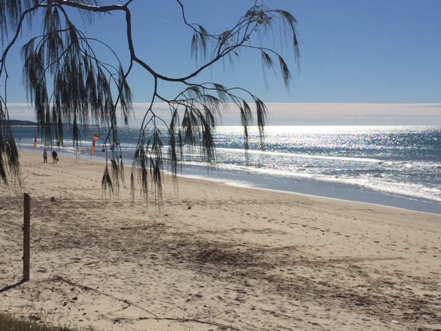 Mudjimba, unspoilt beaches, secluded, diving, surfing, camping, airport