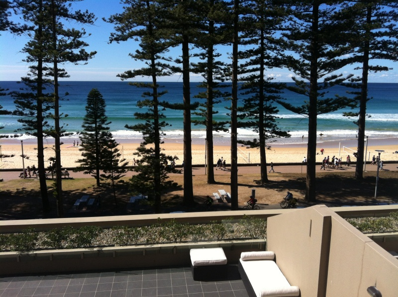 Novotel Manly Pacific Hotel Manly Beach Sydney