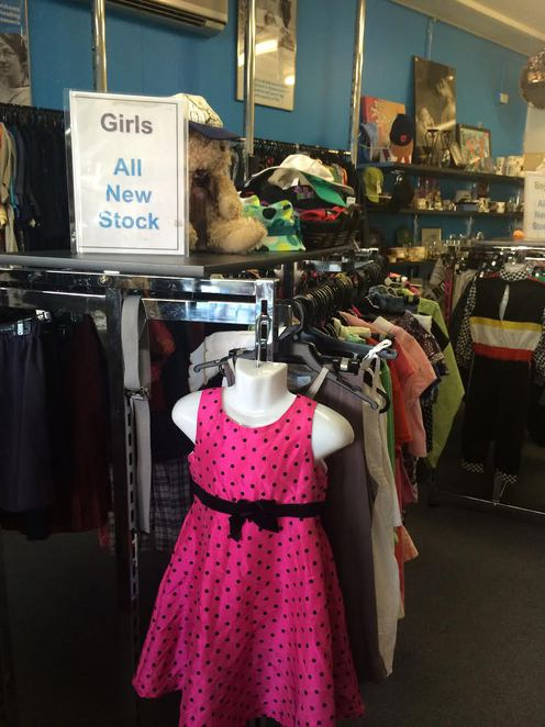 Op Shop, Asthma Foundation, vintage, antique, Best op shops in brisbane, second hand clothing, annerley,