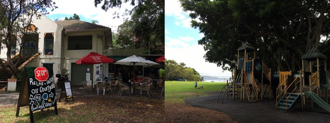 Parsley Bay Cafe and Playground
