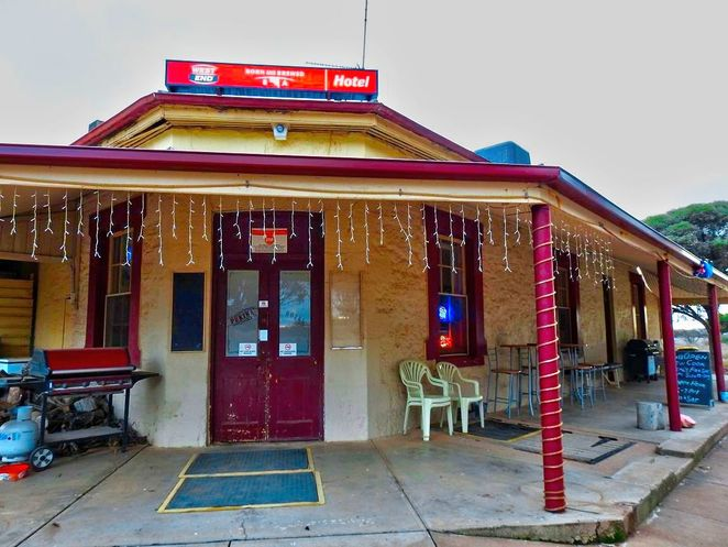 pekina, pekina hotel, pekina attractions, melrose, mount remarkable, orroroo, flinders ranges, pub meals