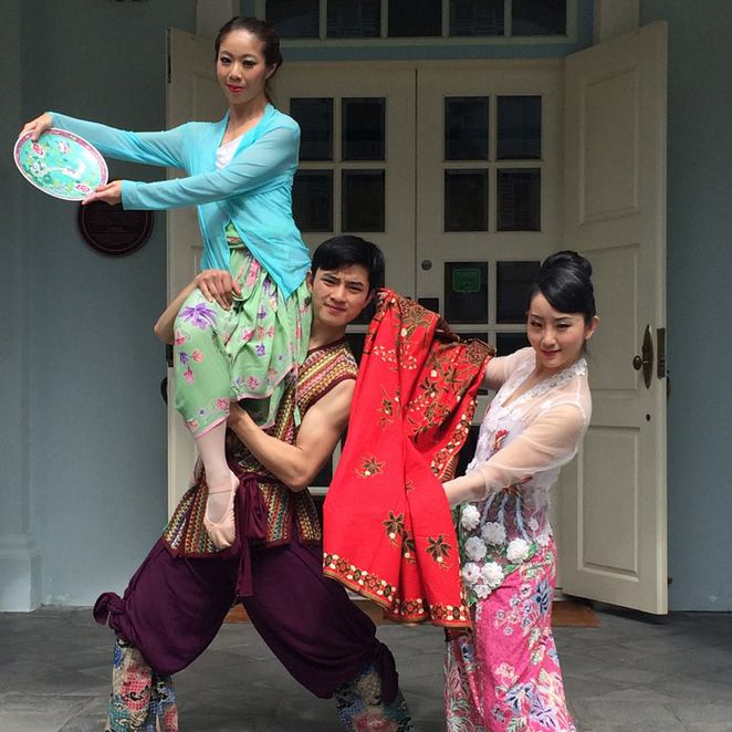 Peranakan Street Party, FREE event, Singapore, Straits Chinese, Weekend Fun, Food and Drink, Sing and dance