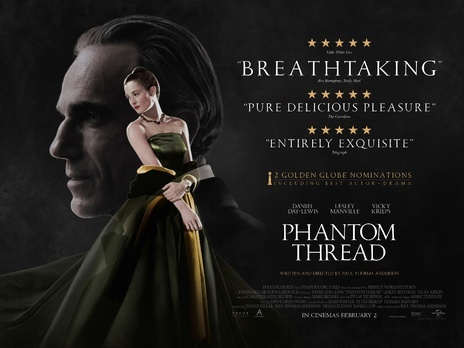 phantom thread, the phantom thread