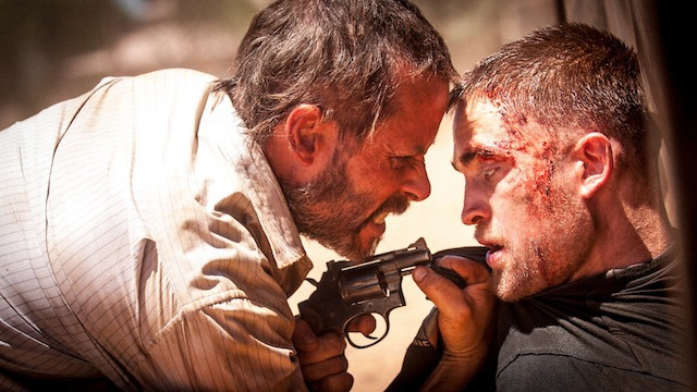 rover guy pearce robert pattinson
