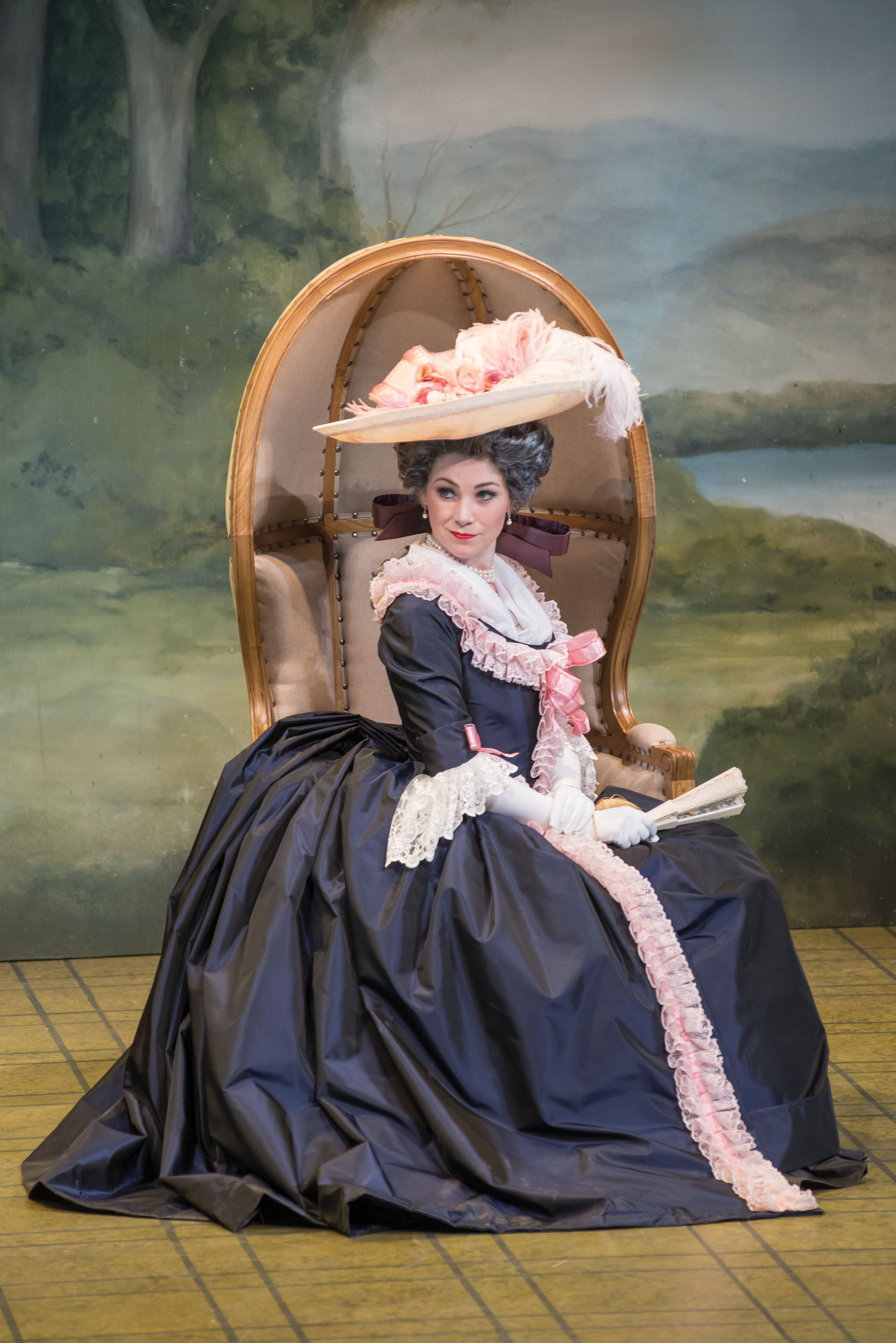 """essay on the marriage of figaro Play review of the marriage of figaro imagine that you were at a performance of """"the marriage of figaro"""" in 1784 write a review of the play for inclusion in a main-stream journal of the day."""