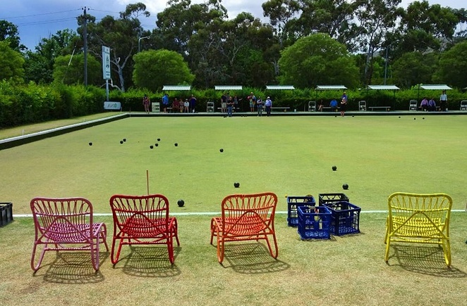 RUC turner, lawn bowls, canberra, christmas parties, ACT, 2017, parties, fun christmas parties