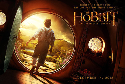 the hobbit film poster